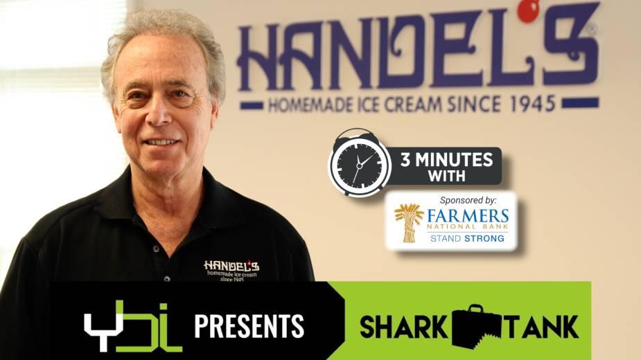 YBI Shark Tank Profile: Handel's Ice Cream's Lenny Fisher
