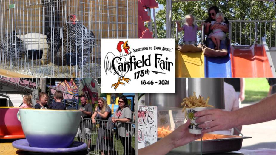Fairgoers Glad to be Back at Canfield Fair