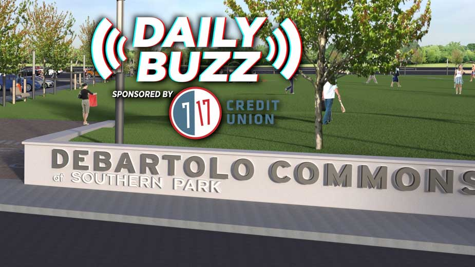 Daily Buzz 10-20-21 | DeBartolo Commons Opening Saturday, Soft Touch Furniture Expands