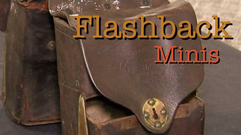 Flashback Minis: Medical Saddlebags