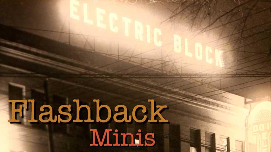 Flashback Minis: The Electric Block in Warren